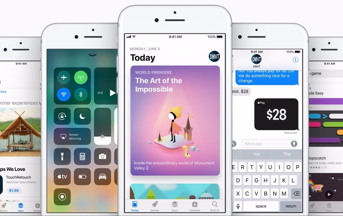 5 Cosas que no Puedes Esperar para Usar en iOS11
